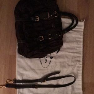Authentic Prada Handbag